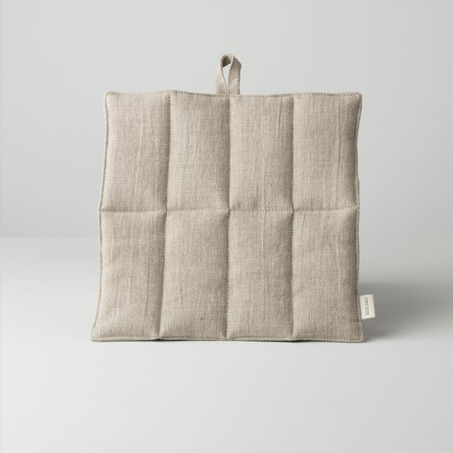 Goscandi_textile_pot_holder_natural_linen_front1